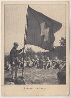 Jungvolk Im Lager HJ Stempel Aurich Ostfriesland - Guerre 1939-45
