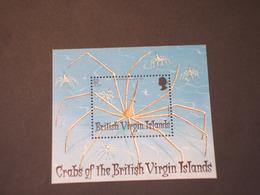 VIRGIN - BF 1997 CRABES - NUOVO(++) - British Virgin Islands