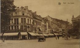Spa // Rue Royale (Turmac Reclame) 1929 - Spa