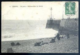 Cpa  Du 76  Dieppe Ramasseuses De Galets   JM20 - Dieppe