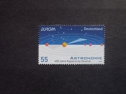 Deutschland     Astronomie   Europa Cept   2009  ** - Europa-CEPT