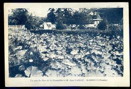 Cpa  Du 85  St Sornin Coin Du Parc Frenaudière à M Jean Caillé  JM20 - France