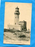 Le Fanal De Giraglia -phare- Commune De Sersa-années 1900 -édition C Piaggi - Andere Gemeenten