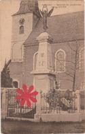 HOESSELT - Kerk - Monument Der GESNEUVELDEN  Oorlog  1914-18 - Hoeselt