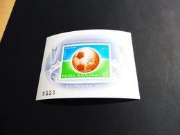 RUMÄNIEN; FUßBALL WM 74 ** - Blocks & Kleinbögen