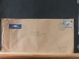 A10/259 LETTRE CYPRUS   POUR LA BELG.  1956 - Cyprus (Republic)