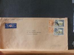 A10/261 LETTRE CYPRUS   POUR LA BELG.  1956 - Cipro (Repubblica)