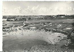 22 Ile Grande  Port Gelin Plage Animée - France