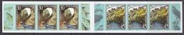 Europa Cept  2001 Yugoslavia Booklet Strips 2x3v ** Mnh (44523) Promotion - 2001