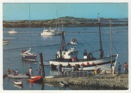 50 - Les Îles Chausey -      Le Port - France