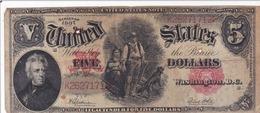 5  DOLLAR  1907 - Large Size (...-1928)
