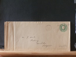 A10/274  ENVELOPPE  1936   TO BELG. - Material Postal