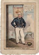 KING GEORGE IV GREAT BRITAIN SAILOR WILLIAM HEATH 1830 - Historical Documents