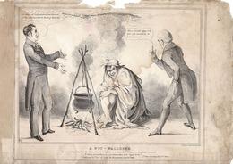 GREAT BRITAIN POT WALLOPER 1830 SEYMOUR THOS MCLEAN LONDON HOUSE OF COMMONS - Historische Documenten