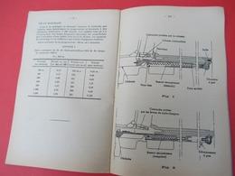 Livret/Ecole D'application De L'Infanterie/Fusil-Mitrailleur Mle 1924/modifié 1929/ Armement Et Tir/ 1958    VPN195 - Books