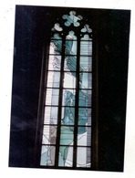 4330 MÜLHEIM / Ruhr, Ev. Petri Kirche, Chorfenster - Mülheim A. D. Ruhr