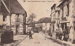 Faux-la-Montagne - Grande Rue - France