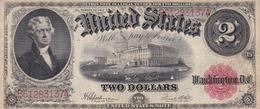 2  DOLLAR  1917 - Large Size (...-1928)