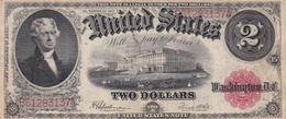 2  DOLLAR  1917 - Large Size - Groot (...-1928)