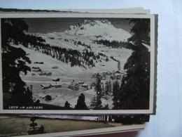 Oostenrijk Österreich Vorarlberg Lech Am Arlberg Im Schnee Omesberg - Lech