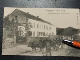 Umgegend Von REMICH, Nennig Eingang Zur Romischen Villa, Série Nels - Ansichtskarten