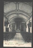 Paliseul - L'Intérieur De L'Eglise - Dos Simple - 1905 - Paliseul