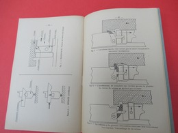 Livret/Ecole D'application De L'Infanterie/La Mitrailleuse Browning USA à Canon Lourd/ 1956    VPN199 - Livres