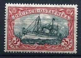 44379) DT.KOLONIEN Ostafrika # 39 IA Gefalzt Aus 1905/20, 60.- € - Colonia: Africa Oriental