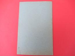 Livret/Ecole D'application De L'Infanterie/Mortier De 60 Mm Instruction Du Tir/ 1956   VPN201 - Books