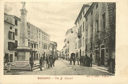 ITALIE   BASSANO   Via B Cairoli - Italie