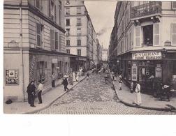 PARIS ,,,, RUE  AUGEREAU ,,,,,VOYAGE1908 ,,,,  TBE - France