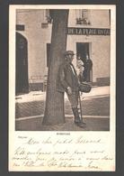 Spa - Ardennais - Type - Café De La Place Royale - 1902 - Dos Simple - Spa