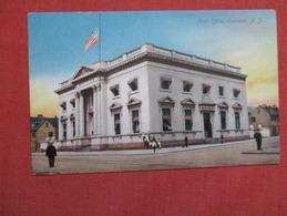 Post Office  Camden  New Jersey >   .    Ref    3592 - Camden