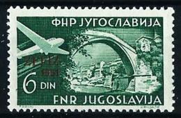 Yugoslavia Nº A-41 (sobrecarga) Nuevo - Aéreo