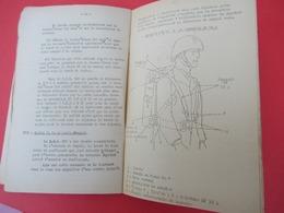 Livret/ ESAA/ Instruction Transmissions / Norice D'Emploi Des Postes SCR 536 Et SCR 300 /1958  VPN202 - Books
