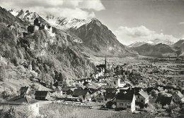 2019 - LIECHTENSTEIN - CPSM PF NB 1939 - VADUZ  - Capitale 2500 Habitans - Liechtenstein