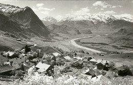 2019 - LIECHTENSTEIN - CPSM PF NB 1939 - VADUZ  - TRIESENBERG - Village De Montagne à 3000 Mètres - Liechtenstein