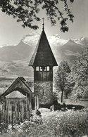 2019 - LIECHTENSTEIN - CPSM PF NB 1939 - VADUZ  - Chapelle SAINT MAMERTEN At TRIESEN - Liechtenstein