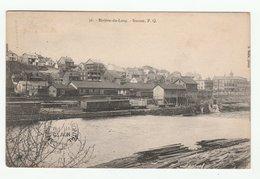 RIVIÈRE-DU-LOUP - PQ - STATION - Cpa 1905 - S. Belle Photo - No 36 - Quebec