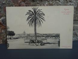 Roma Giardino Pubblico Del Pincio, Carte Non écrite. Précurseur. - Parks & Gardens