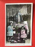 1907 - O TENDRE MERE - HEILIGE MAAGD MARIA - KINDEREN BIDDEN - Ritratti