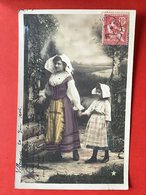 1904 - PHOTO STEBBING - PARIS - MOEDER EN KIND - MAMAN ET ENFANT - Children And Family Groups
