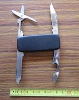 002 - Couteau De Poche - Pocket Knife - Zakmes - - Armes Blanches