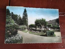 23 - Guéret - Le Jardin Public - Guéret