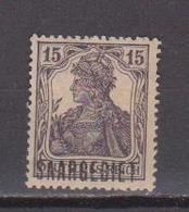 SARRE            N°  YVERT  : 36   NEUF AVEC  CHARNIERES      ( 01/04  ) - 1920-35 Société Des Nations