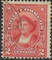 CHILE 1911 Columbus - 2c - Red FU - Chile