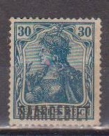 SARRE            N°  YVERT  : 40   NEUF AVEC  CHARNIERES      ( 01/04  ) - 1920-35 Société Des Nations