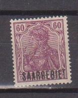 SARRE            N°  YVERT  : 44   NEUF AVEC  CHARNIERES      ( 01/05  ) - 1920-35 Société Des Nations