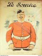 LE SOURIRE-1901-063-Journal Humoristique-HUARD,MALTESTE,LOURDEY - 1900 - 1949