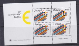 Portugal 1982 CEE M/s ** Mnh  (44534) Promotion - Europese Gedachte